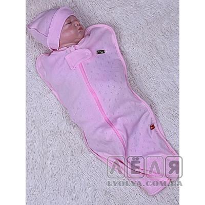 Европеленка Нежность (розовая) ТМ Brilliant Baby