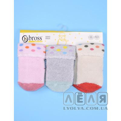 Комплект махровых носков ТМ bross, Турция