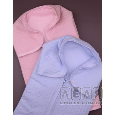 Одеяло-конверт утепленный
