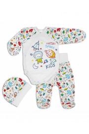 Комплект для новорожденных с боди Space