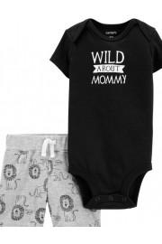 Летний комплект Will about mommy ТМ Carters