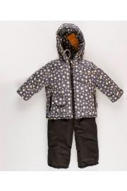 Комплект зимний куртка+полукомбинезон
