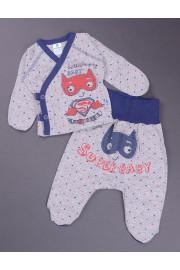 Комплект для новорожденных Super Cat ТМ Minikin