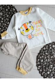Купить детскую пижаму теплую Merry Bee