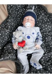 купить комбинезон с шапочкой в роддом для новорожденных футер Хорол Хотин Хуст