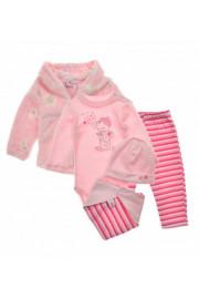 Комплект Ясельный розовый ТМ Фламинго
