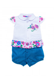 Песочник Яркие цветы ТМ Garden Baby