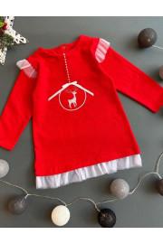 купить теплое платье новогоднее
