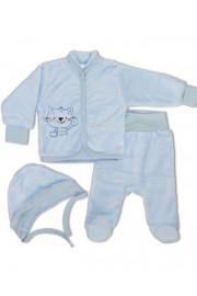 Комплект для новорожденных,велсофт