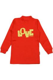 Гольф  Love красный ТМ Robinzone
