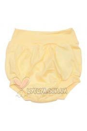 Трусики для девочки желтые ТМ Bembi