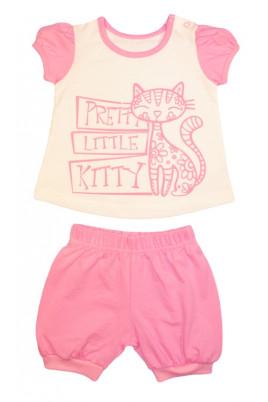 """Комплект для девочки """"Little kitty"""" ТМ Кена"""