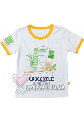 """Футболка """"Crocodile"""" ТМ Minikin"""
