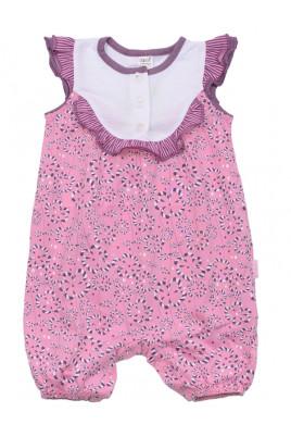 """Полукомбинезон """"Cute"""" розовый ТМ Bembi"""