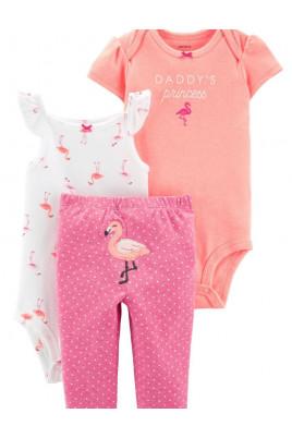 Летний комплект Фламинго ТМ Carters