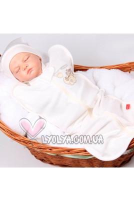 """Европеленка """"Angel"""" ТМ Brilliant baby"""