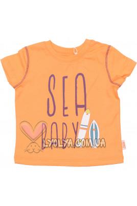 """Футболка """"Sea baby"""" ТМ Bembi"""