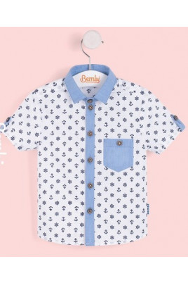 рубашка для мальчика ТБ Бемби
