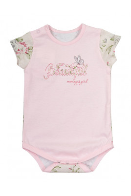 Боди для девочек ТМ Фламинго
