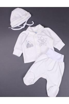 Комплект Born Little Star белый ТМ Minikin