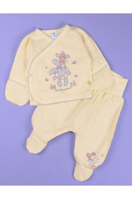 Комплект для новорожденных МиМишка желтый ТМ Minikin