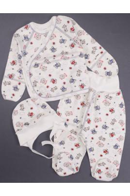 Комплект для новорожденных Мишки ТМ Ляля