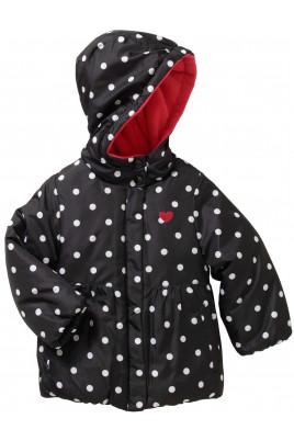 """Куртка """"Горох"""" черная"""