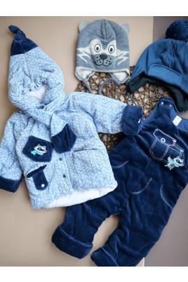 купить полукомбинезон комплект для мальчика новорожденного