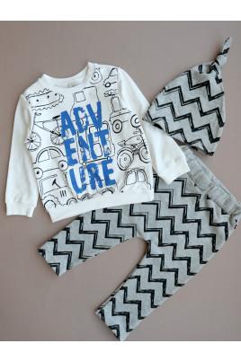 купить стильный комплект  малышу
