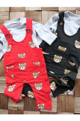 Купить Комплект комбинезон и кофта для малышей BEARS