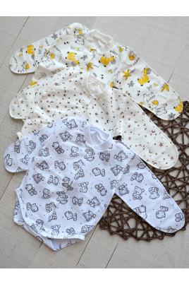Купить Боди для новорожденных на кнопочках Милашки TM Timki
