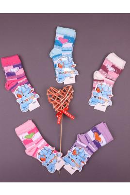 Носки для малышей Сердечки, Турция