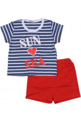 """Комплект для мальчика """"Sun Sea"""" ТМ Няня"""