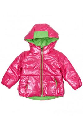 Демисезонная куртка для девочки ТМ Одягайко