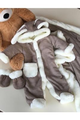 Детский комбинезон для новорожденного Зайка ТМ Betis