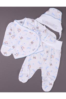 Комплект ясельный для малыша Hello ТМ Фламинго