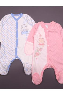 Комбинезон для новорожденных ТМ Ля-ля