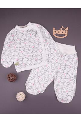 Комплект для новорожденных Панда ТМ Няня
