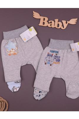 Ползунки для новорожденных теплые от ТМ Happy Tot