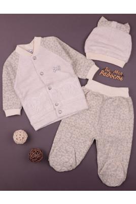 Комплект для новорожденной Leopard ТМ Няня