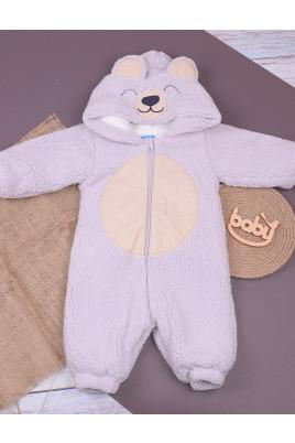 Комбинезон для малышей на подкладке Мишка Ми, Турция