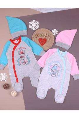 купить Комплект для малышей новогодний, ТМ Sweet Mario