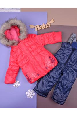 купить зимний костюм для девочки