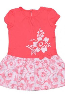 Платье Flower розовое ТМ Bembi