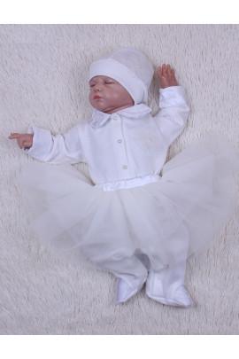 Комплект нарядный на выписку и крестины от TM Brilliant Baby