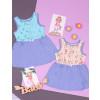Платье Морской бриз бирюза ТМ Бемби