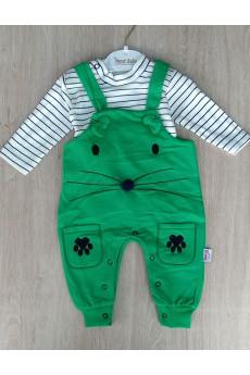 Комплект комбинезон и кофта для малышей MOUSE, Турция