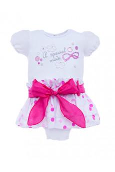 Боди-юбка Малиновая сумочка ТМ Garden Baby