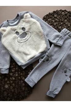 Теплый комплект для малышей TM Timki