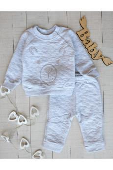 Комплект для мальчика Мишутка  ТМ Фламинго